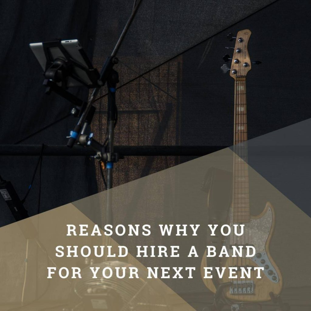 Event Live Band Hire